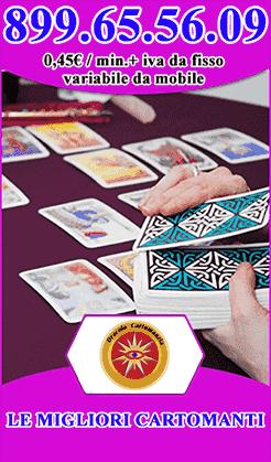 cartomanti esperte e astrologhe