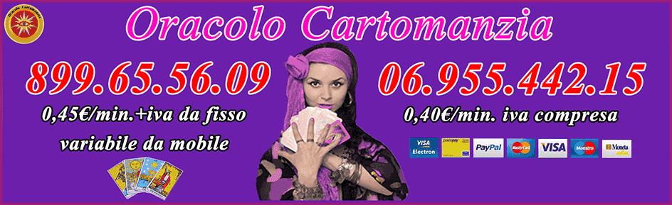 Oracolo Cartomanzia